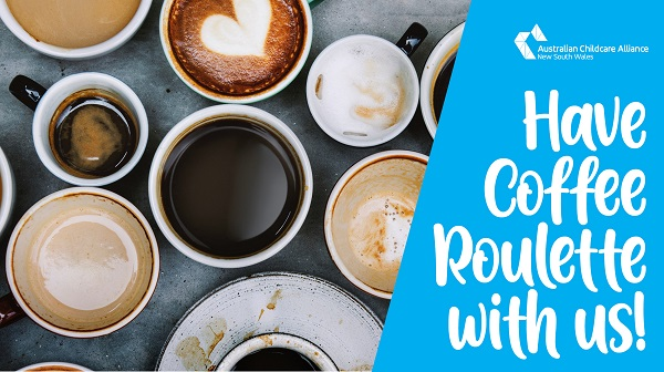 Have Coffee Roulette with us!