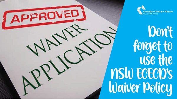 Labour Shortages: Don't forget to use NSW's Waiver Guidelines