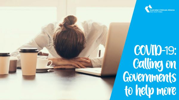 COVID-19: Governments need to do more for ECEC sector