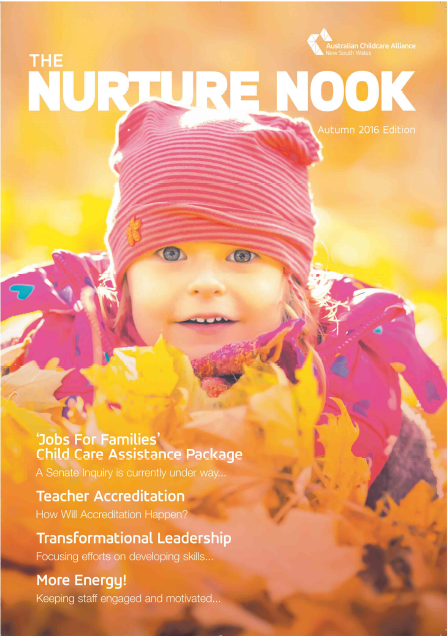 Nurture Nook Autumn Cover