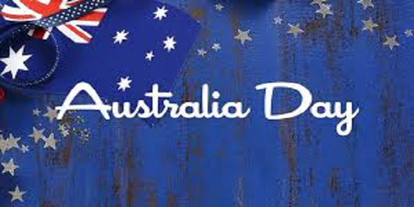 Australia Day 26 January
