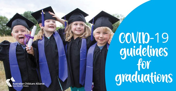 banner covid 19 guidelines graduations 600x314