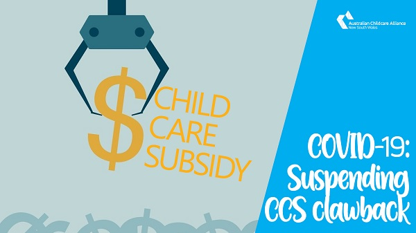 Suspending the Clawback of CCS