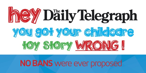 daily telegraph toy gun story banner