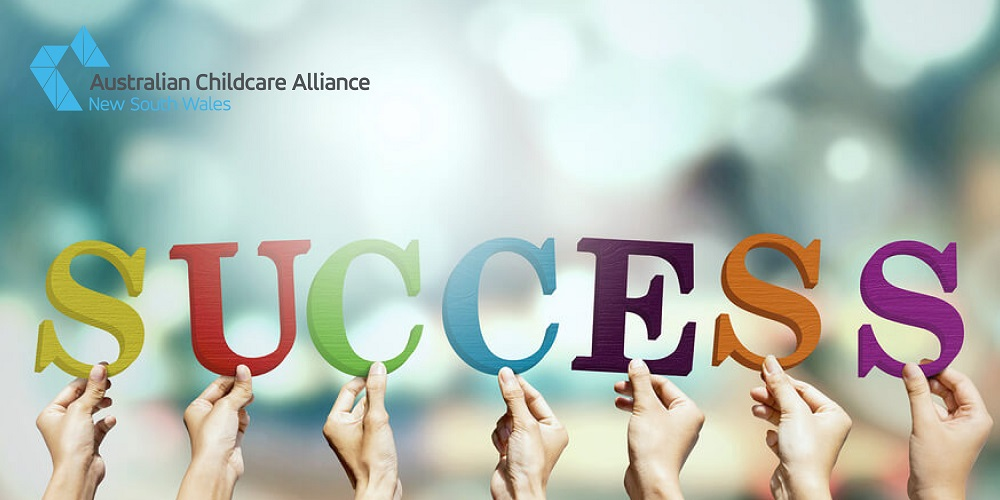 success aca nsw logo
