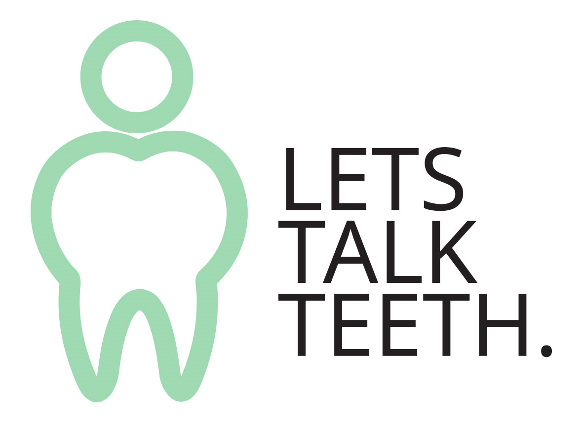 Lets Talk Teeth Logo