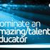Nominate an amazing/talent educator for The Nurture Nook!